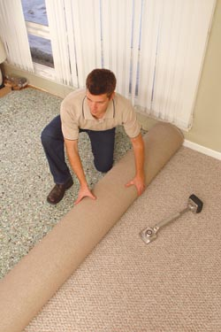 Carpet Flooring in Raleigh NC